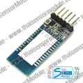 โมดูลฐานสำหรับใช้งานร่วมกับโมดูลแปลงการสื่อสารอนุกรมเป็น Bluetooth (HC-05, HC-06, HC-07)