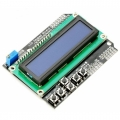 LCD keypad shield (Arduino compatible)